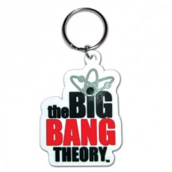 Porte Clef THE BIG BANG THEORY  - Logo