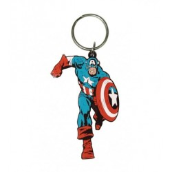 Porte clef MARVEL - Captain America