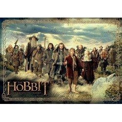 Carte Postale THE HOBBIT - The Company