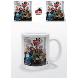 Mug THE BIG BANG THEORY - Portrait