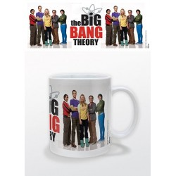 Mug THE BIG BANG THEORY - Group potrait