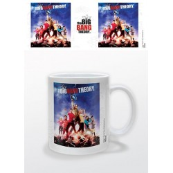Mug THE BIG BANG THEORY - Laptop