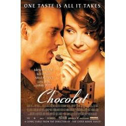 Maxi Poster CHOCOLAT - One Sheet