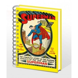 Notebook A5 DC COMICS - Superman