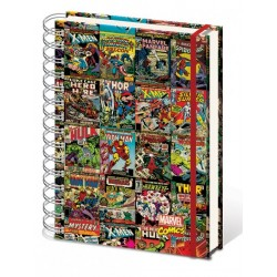 Notebook A4 MARVEL
