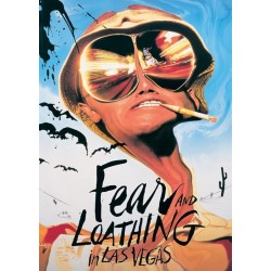 Maxi Poster  FEAR AND LOATHING IN LAS VEGAS