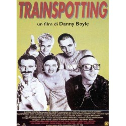 Affiche italienne TRAINSPOTTING