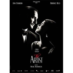 Affiche italienne THE ARTIST