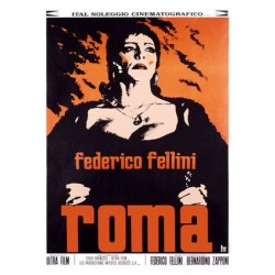 Affiche italienne ROMA