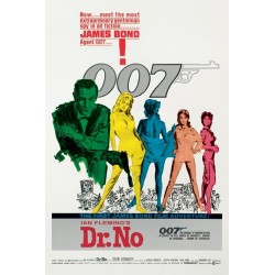 Maxi Poster JAMES BOND - Dr No