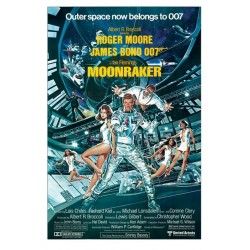Maxi Poster JAMES BOND - Moonraker