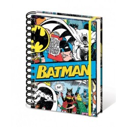 Notebook A5 DC COMICS - Batman Retro