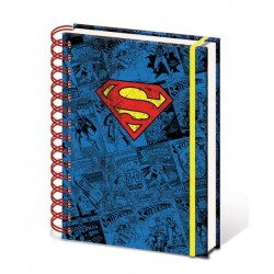 Notebook DC COMICS - Superman Logo