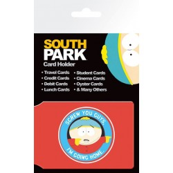 Etui Carte SOUTH PARK - Cartman