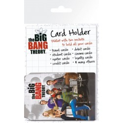 Etui Carte THE BIG BANG THEORY - Classroom