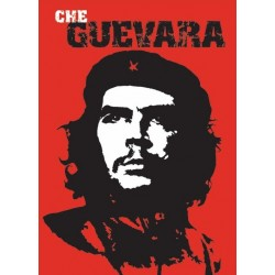 Carte Postale CHE GUEVARA - Red
