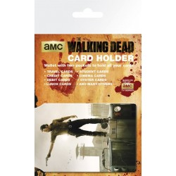 Etui Carte THE WALKING DEAD - Rick