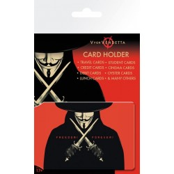 Etui Carte V FOR VENDETTA