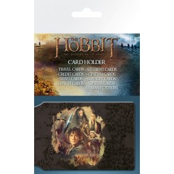 Etui Carte THE HOBBIT - Collage
