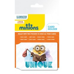 Etui Carte MINIONS - Unique