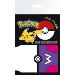 Etui Carte POKEMON - Misterball