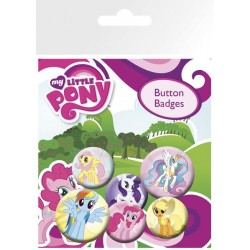 Badge Pack MY LITTLE PONY - Characters