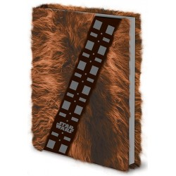 Notebook Premium STAR WARS - Chewbacca