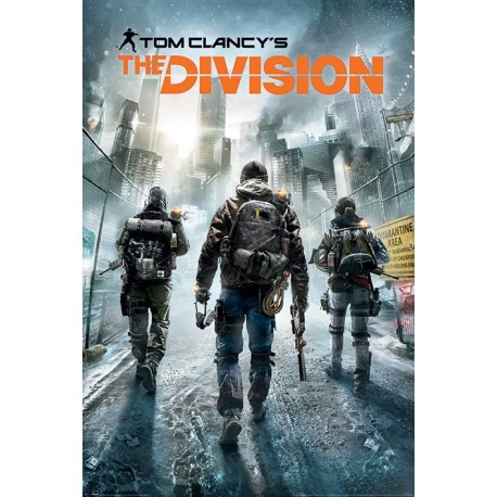 Maxi Poster THE DIVISION - New York