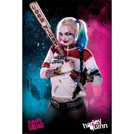 Maxi Poster SUICIDE SQUAD - Harley Quinn