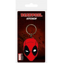 Porte Clef blisterisé  DEADPOOL - Face