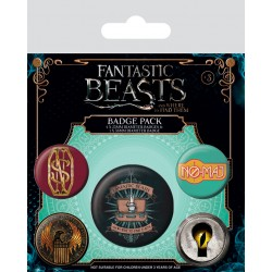 Badge Pack FANTASTIC BEATS