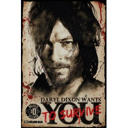 Maxi Poster THE WALKING DEAD - Daryl Needs You