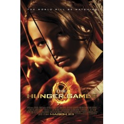 Maxi Poster THE HUNGER GAMES - Aim