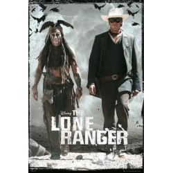 Maxi Poster THE LONE RANGERS - Teaser
