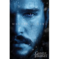 Maxi poster GAME OF THRONES - Winter is Here Jon