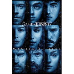 Maxi poster GAME OF THRONES - Winter is Here