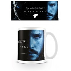 Mug GAME OF THRONES - Winter is Here Jon