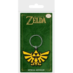 Porte Clef blistérisé THE LEGEND OF ZELDA - Triforce
