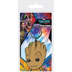Porte clef blistérisé GUARDIANS OF THE GALAXY 2 - Baby Groot