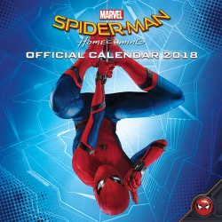 Calendrier 2018 SPIDER-MAN HOMECOMING