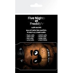 Etui Carte FIVE NIGHTS AT FREDDY'S - Fazbear