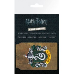 Etui Carte HARRY POTTER - Slytherin