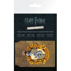 Etui Carte HARRY POTTER - Hufflepuff