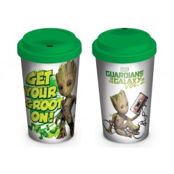 Travel Mug GUARDIANS OF THE GALAXY Vol 2 - Get Your Groot On