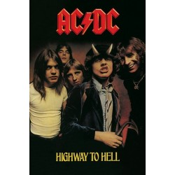 Maxi Poster ACDC - Highway To Hell