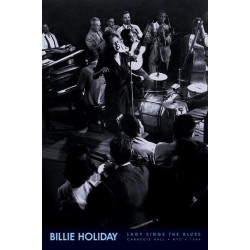 Maxi Poster BILLIE HOLIDAY - Lady Sings The Blues