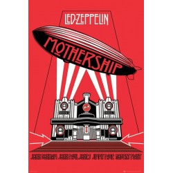 Maxi Poster LED ZEPPELIN - Mothership