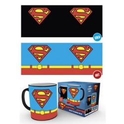 Mug Thermoréactif SUPERMAN - Superman Costume