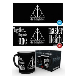 Mug Thermoréactif HARRY POTTER - Deathly Hallow