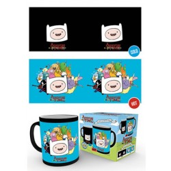 Mug Thermoréactif ADVENTURE TIME - Characters
